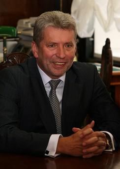 Президент Ассамблеи Александр Вислый
