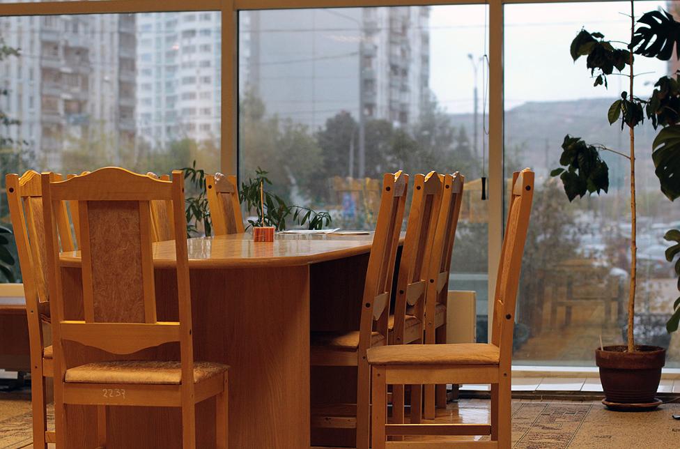 Читальные залы отдела диссертаций