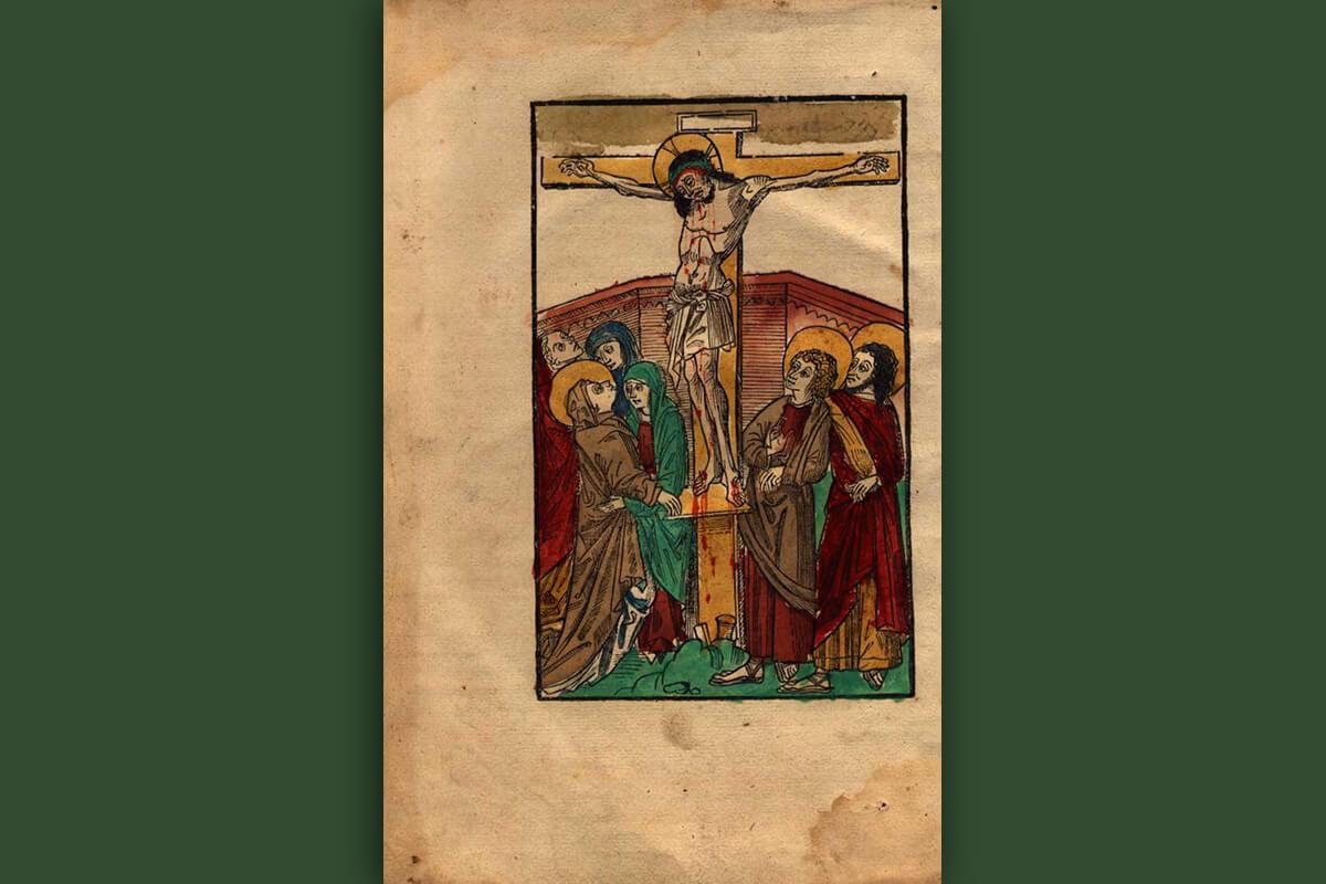 Октоих. &mdash;&nbsp;Краков: Тип. Швайпольта Фиоля, 1491. <br /> <strong>Находится в&nbsp;открытом доступе в&nbsp;Электронной библиотеке РГБ: https://dlib.rsl.ru/viewer/01003441720#?page=2</strong>