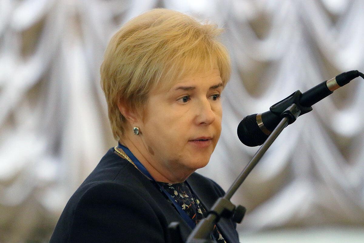 Директор Российской государственной детской библиотеки <strong>Мария Веденяпина </strong>. Фото: Мария Говтвань, РГБ