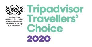 Tripadvisor travellers choise